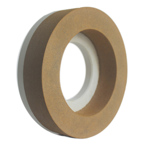 KP-04 BK polishing cup wheel with rubber plate - 副本