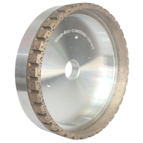 KC-04 Diamond outside segment wheels