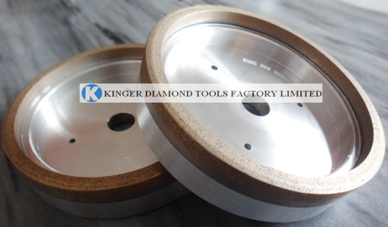KC-05 Diamond wheel with continuous edge