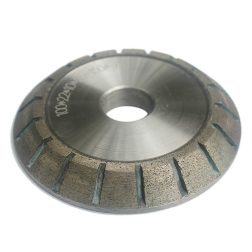 KC-09  shape grinding wheel (45° diamond wheel) - 副本