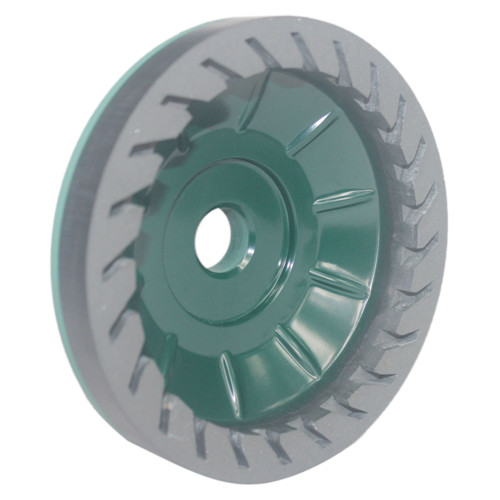 KR-05 Resin bevelling edge wheel
