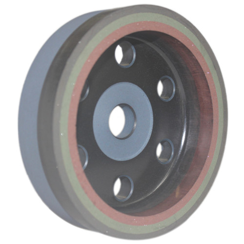 KR-07 Resin 3grit shape edge wheel