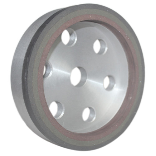 KR-08 Resin 3grit shape edge wheel