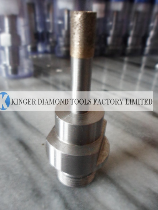 KB-01 Diamond continental drill bit